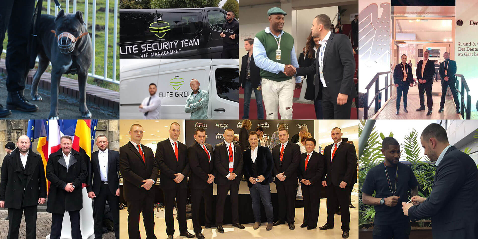 Elite Security Team Galerie